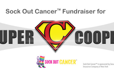 Sock Out Cancer™ Goes Super
