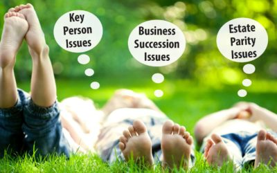 The Business Owner's Trio of Legacy Issues