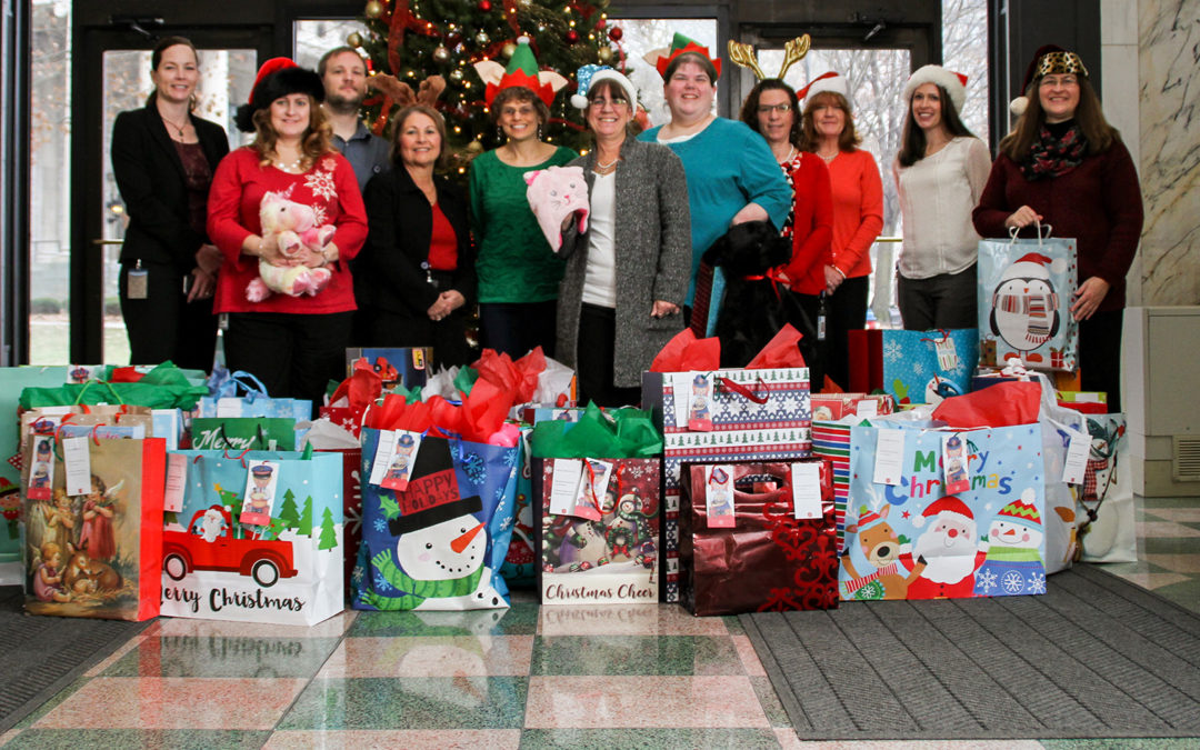 Holiday Giving Program Helps Local Children